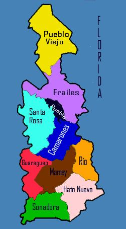 Towns of Guaynabo, Puerto Rico
