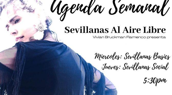 Sevillanas Sociales Para Ejercitarse