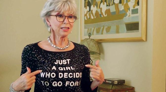 "Mira el trailer del documental de la legendaria Rita Moreno: ""Just the Girl who Decided to Go for It"""